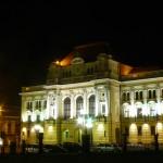Noaptea in Oradea