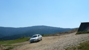 In muntii Apuseni