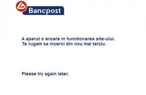 Website BancPost