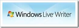 windowslivewriter
