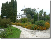 La Manastirea Varatec