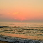 Răsarit de soare la Eforie Nord