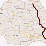 Traseu Eforie Nord - Suceava - prin Cernavoda