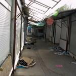 Mizerie in bazarul din Suceava