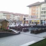 Terasa in centrul Sucevei