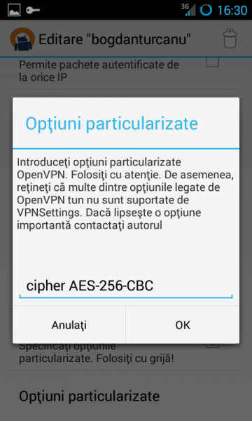 Android-OPENVPN-H