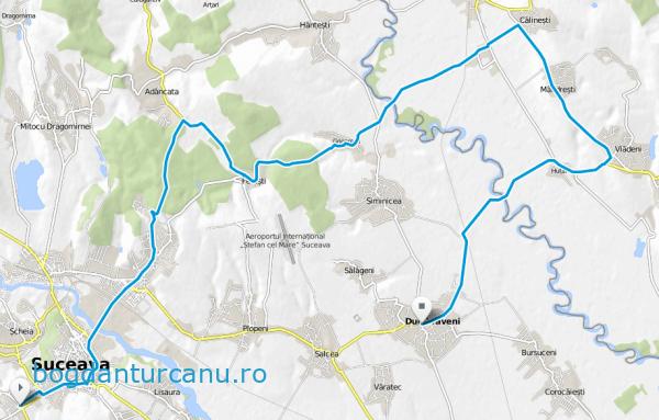 ruta-bicicleta-suceava-adancata-calinesti-vladeni-dumbraveni-47km