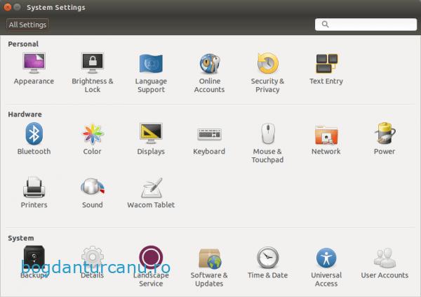 ubuntu-system-settings