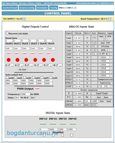 lancontroller-controlpanel