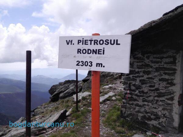 Varful Pietrosul Rodnei