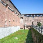Obiective Milano - Castelul Sforzesco - Milano citybreak
