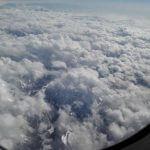 Zbor cu Wizz Air Suceava - Milano - nori