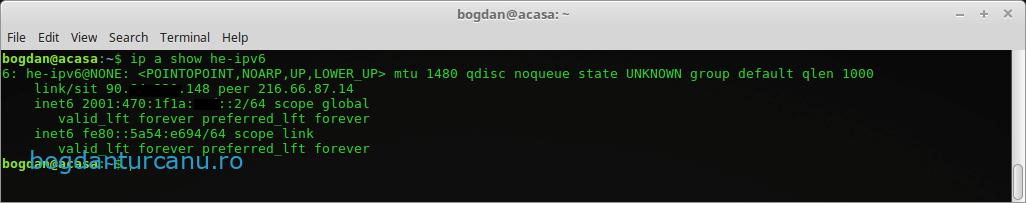 linux ipv6