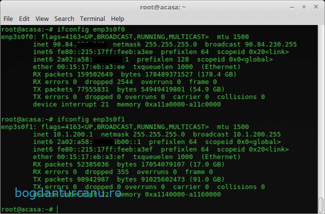 Dual stack IPv4/IPv6 Orange Home Net